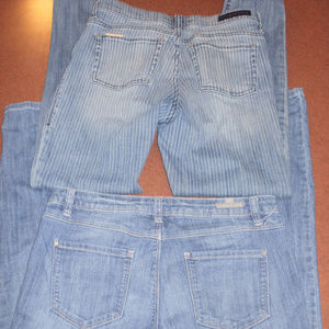 LC Lauren Conrad and Rock and Republic Jeans